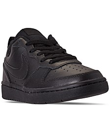 Big Kids Court Borough Low 2 Casual Sneakers from Finish Line