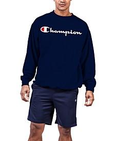 Men's Big & Tall Logo Powerblend Fleece Sweatshirt