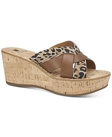Samwell Wedge Sandals