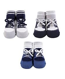 Baby Girl Sock Gift Set 3-Piece