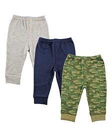 Baby Girl Sleeveless Bodysuits, 3-Pack
