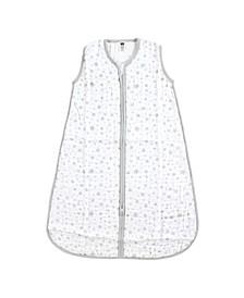 Safe Sleep Wearable Muslin Sleeping Bag