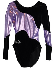 Toddler Girls Gymnastics Leotard