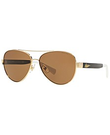 Ralph Sunglasses, RA4114 58