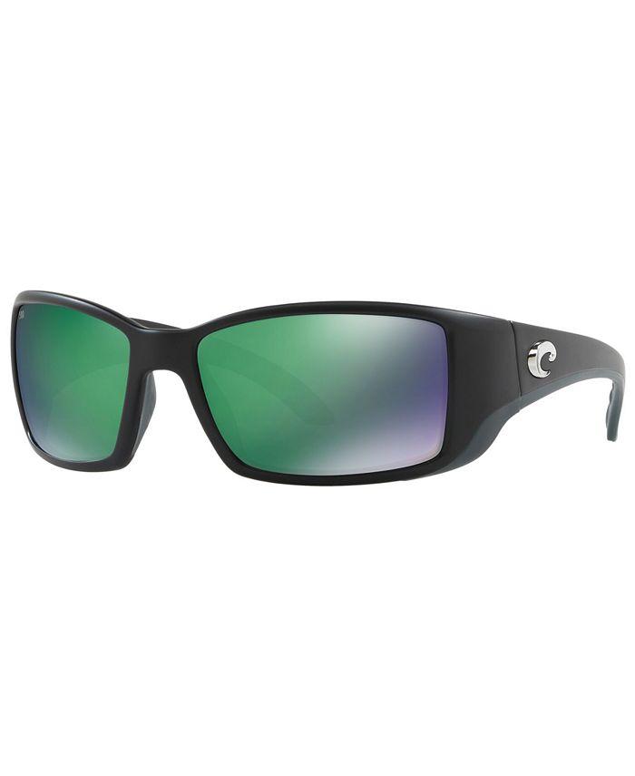 Costa Del Mar - Polarized Sunglasses, CDM BLACKFIN 62