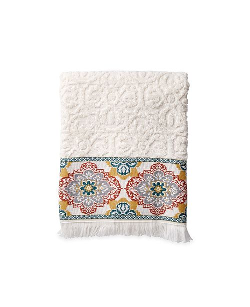 Peri Kilim Bath Towel