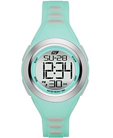 Women's Tennyson Silicone Strap Watch 33mm