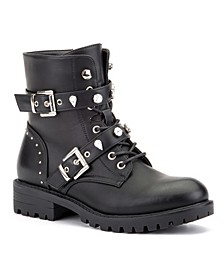 'Charmed Life' Moto Boots