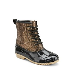 'Trouble' Duck Boots
