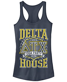 Animal House Toga Party At The Delta House Ideal Racer Back Tank