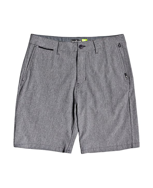 "Quiksilver Men's Union Heather Amphibian 20"" Short"