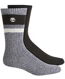 Men's 2-Pk. Boot Socks