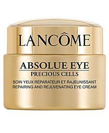 Lancôme Absolue Precious Cells Eye Cream, 0.5 oz