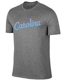 Men's North Carolina Tar Heels Script Logo T-Shirt
