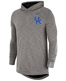 Men's Kentucky Wildcats Hooded Sideline Long Sleeve T-Shirt