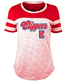 Women's Los Angeles Clippers Space Dye T-Shirt