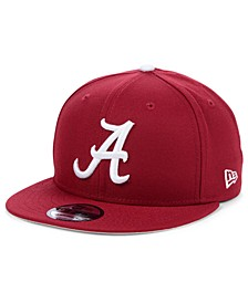 Alabama Crimson Tide Core 9FIFTY Snapback Cap