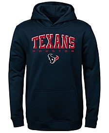 Big Boys Houston Texans Fleece Hoodie