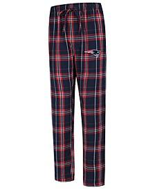 Men's New England Patriots Hillstone Flannel Pants