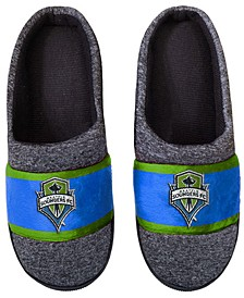 Seattle Sounders FC Poly Knit Slippers