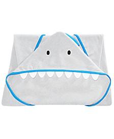 Baby Boys Shark Towel, Created for Macy's