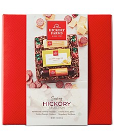 Savory Hickory Collection Meat and Cheese Gift Set