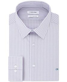 Logo Slim Fit Stretch Collar Dress Shirt, Online Exclusive