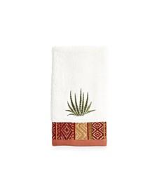 Cactus Fingertip Towel