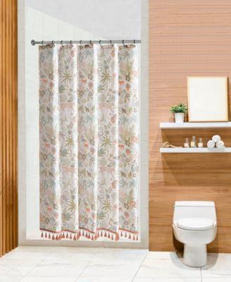 """Wild Garden 54"""" x 78"""" Stall Shower Curtain"""