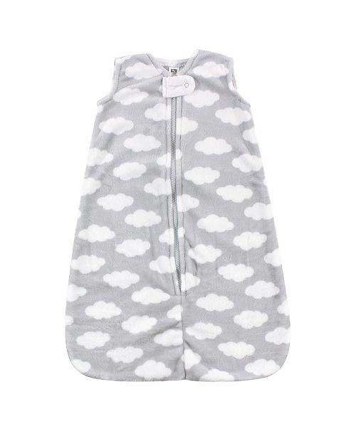 Hudson Baby Baby Boy and Girl Wearable Safe Sleep Blanket Sleeping Sack/Bag