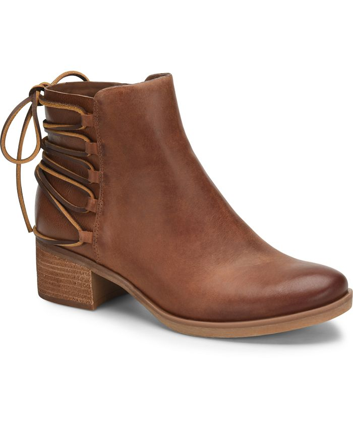 KORKS - Belaya Brown Booties