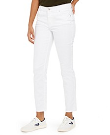 Modern Straight Mid Rise Jeans, Created for Macy's