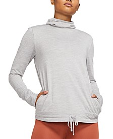 Women's Yoga Funnel-Neck Dri-FIT Top