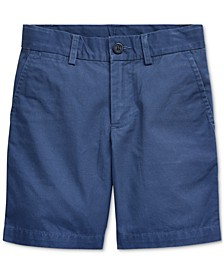 Big Boys Cotton Chino Shorts, Created For Macy's