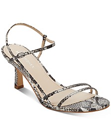 Quinne Barely-There Sandals