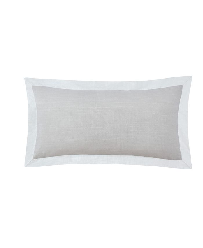 "Vince Camuto Home - Amalfi 32 "" x 16 "" Decorative Pillow"