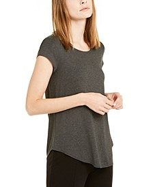 Heathered T-Shirt, Created For Macy's