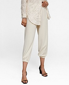 Leandra Medine Pocket Jogger Trousers