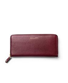 Hook & Albert Women's Zippered Wallet