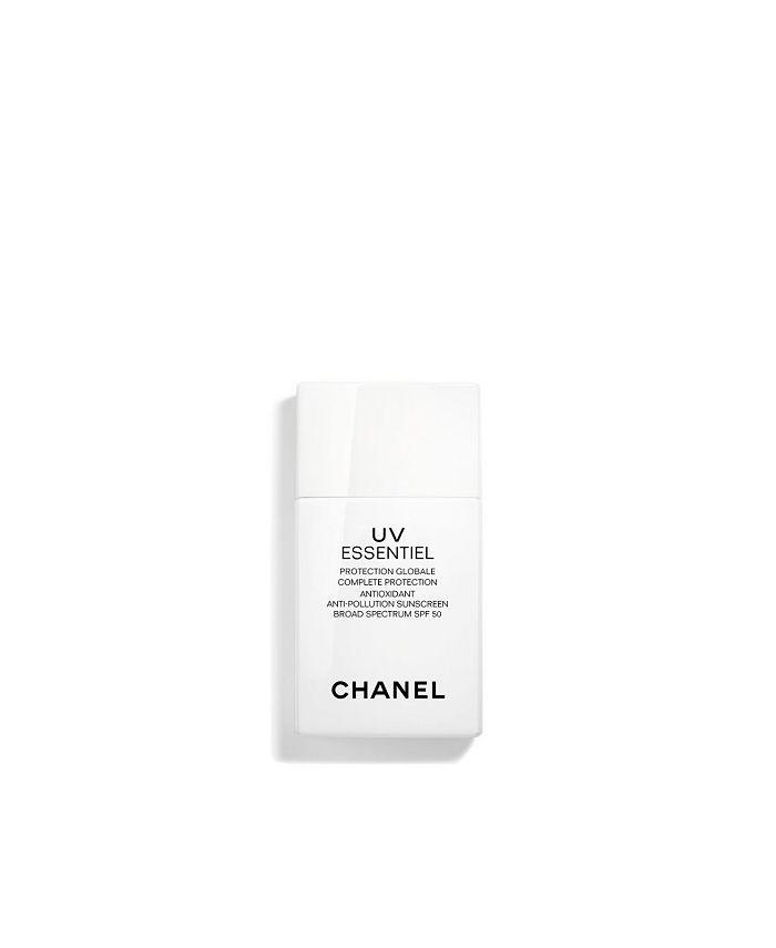 CHANEL - UV ESSENTIEL Complete Protection Antioxidant Anti-Pollution Sunscreen Broad Spectrum SPF 50