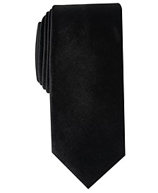 Men's Slim Velvet Tie, Created For Macy's