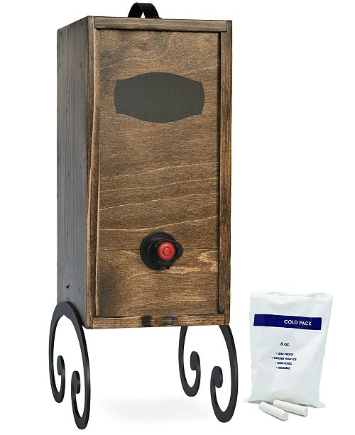 Wine Nook 3 Liter Original Wine Nook Box Wine Dispenser