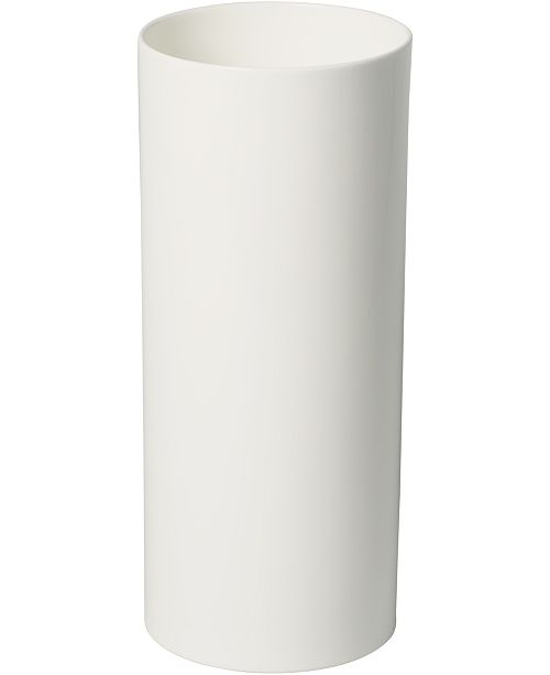 Villeroy & Boch Metro Chic Blanc Tall Vase