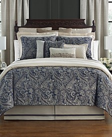 Danehill Reversible King 4 Piece Comforter Set