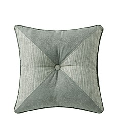 Garner 18 Square Tufted Decorative Pillow