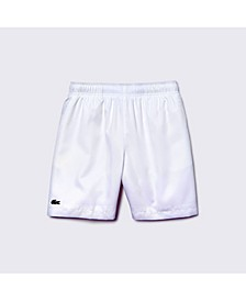 Little and Big Boys Sport Taffeta Tennis Short