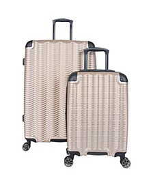 Wave Rush Hardside Luggage Collection