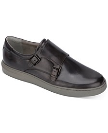 Men's Liam Monk-Strap Sneakers