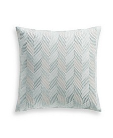 "Layered Frame 20"" X 20"" Decorative Pillow"