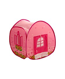 Mini Summer Chalet Toy Doll House Tent